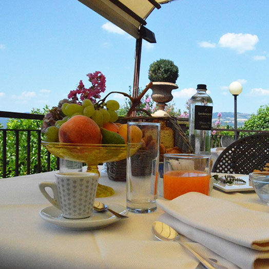 Breakfast Hotel Bramante